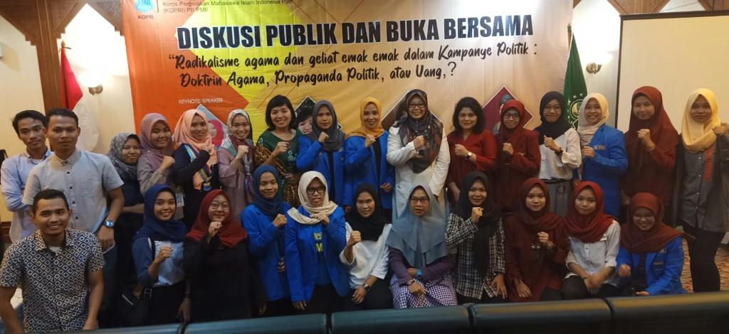 Kopri PB PMII, Bicara tentang Perempuan (The Power Of Emak – Emak)